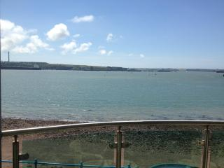 Sea Front Marina Apartment on Pembrokeshire Coast - Pembroke Dock vacation rentals