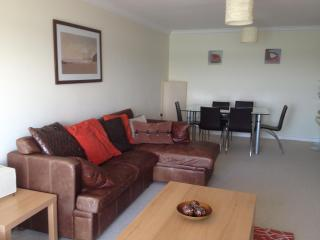 Sea Front Marina Apartment on Pembrokeshire Coast - Milford Haven vacation rentals