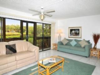 Living room - Firethorn 614 - Siesta Key - rentals