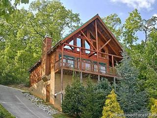 Romantic Cabin with Deck and Internet Access - Pigeon Forge vacation rentals