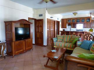 Step into your tropical home away from home. - Penthouse Condo w/ Amazing Caribbean View! - San Pedro - rentals