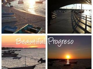 Enjoy Our Dream! 2 Bedroom Condo Progreso Yucatan - Progreso vacation rentals