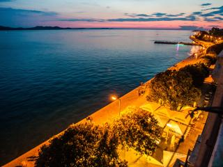 Bristol luxury apartment 4+2 with 100% sea view - Zadar vacation rentals