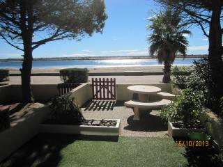 Beach house facing the sea GRUISSAN South France - Saint-Andre-de-Roquelongue vacation rentals