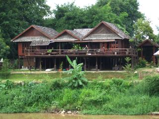 Thai traditional wooden house with western comfort - Chiang Mai vacation rentals
