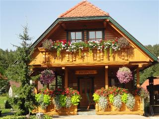 Apartments and wellness center Korošec - Mozirje vacation rentals