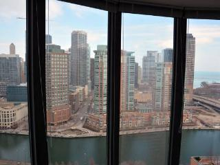 2BD PENTHOUSE Hottest Area  Magnificent VIEW!! - Chicago vacation rentals