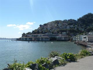 Luxury on the Amalfi Coast of California - Sausalito vacation rentals
