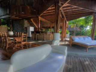 Custom Design Beachfront Home with Dipping Pool - Puerto Jimenez vacation rentals
