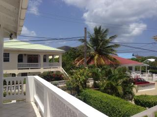 Second Level - 3 BR, 2 Bath, Large Master Suite - Gros Islet vacation rentals