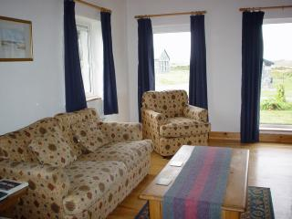 Ballyconneely, Connemara, Kilronan Cottage. - Clifden vacation rentals