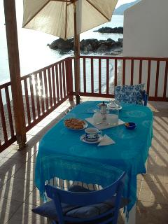 Paradise House right on the Sea!! - Elliniko vacation rentals