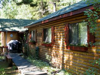 Charming Log Cabin for Peaceful Mountain Getaway! - Black Hawk vacation rentals