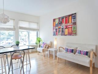 Lighted, comfortable apart in Lomas de Chapultepec - Central Mexico and Gulf Coast vacation rentals
