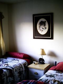 Beautiful 2 bedroom,1.5bath with deck on greenbelt - Kenai vacation rentals