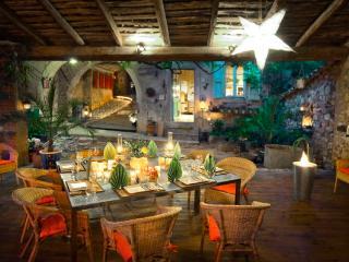 la vieille maison - halte gourmande chambre bleue - Tornac vacation rentals