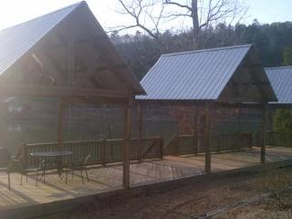 The Holly Berry Cabin- NW Georgia  Rustic Luxury - Rising Fawn vacation rentals