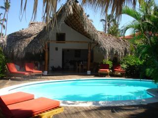 Romantic villa 65 meters from the beach. - Las Terrenas vacation rentals