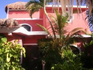 Front of House - Puerto Morelos, Mexico,  Bed and Breakfast - Puerto Morelos - rentals