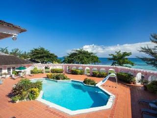 Phenomenal Villa Mara with beach access, cook, housekeeping and tennis court - Mammee Bay vacation rentals