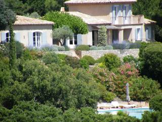 Villa Cavalaire vacation holiday large villa rental france, southern france, riviera, cote dazur, pool, air conditioning, near s - Gassin vacation rentals