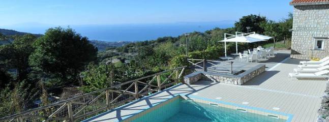 swimming pool - minerva - Amalfi - rentals