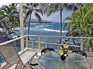 Kona Oceanfront Home at Alii Point - Kona Coast vacation rentals