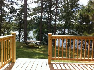 Hackensack Cabin on Beautiful Birch Lake for rent - Walker vacation rentals