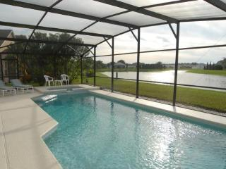 4/3 GameRoom, LakeView, Gated Comm. near Disney - Orlando vacation rentals