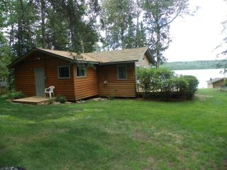 CABIN on BASSETT LAKE 1 Hr. north of DULUTH, MN - Minnesota vacation rentals