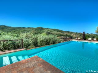 Romantic Villa with Internet Access and Satellite Or Cable TV - Paciano vacation rentals