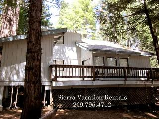 Nice Cabin with Deck and Internet Access - Arnold vacation rentals