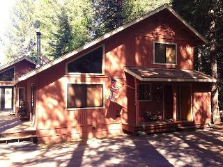 Charming 3 bedroom Dorrington Cabin with Deck - Dorrington vacation rentals