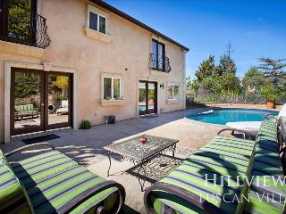 Hillview Tuscan Villa - Los Angeles vacation rentals
