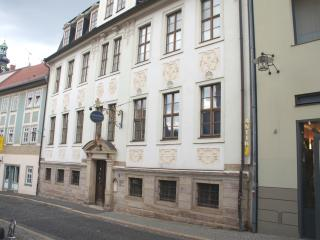 Vacation Apartment in Weimar - 646 sqft, spacious, modern, comfortable (# 5070) - Kranichfeld vacation rentals