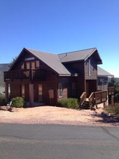 Majestic Mountain Home with view deck - Pine vacation rentals