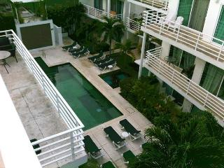 Pelicano condo penthouse private jacuzzi and BBQ - Playa del Carmen vacation rentals