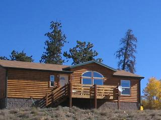 Wood Lodge get away. Fishing, skiing, hiking, ATV - Jefferson vacation rentals