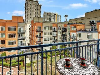 2 Bedroom 2 Bath Rooftop View Oasis - Seattle vacation rentals