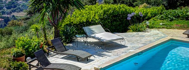 http://www.villabelleaurore.com - Villa Rental with Pool, Grill, Balcony, in Nice - - Nice - rentals