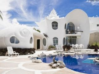 The Seashell House...  famous worldwide - Quintana Roo vacation rentals