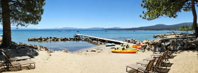 Red Wolf Lakeside Lodge: Lakeside, 2 Bedroom Villa - Tahoe Vista vacation rentals