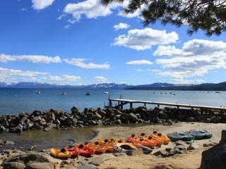 Red Wolf Lakeside Lodge in Tahoe Vista May 22-29 - Tahoe Vista vacation rentals