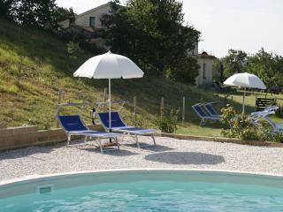 Beautiful Apartment in Pergola with Internet Access, sleeps 2 - Pergola vacation rentals