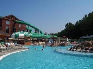 WATERPARKS - Wyndham Glacier Canyon - 2 BR - Spa, - Wisconsin Dells vacation rentals