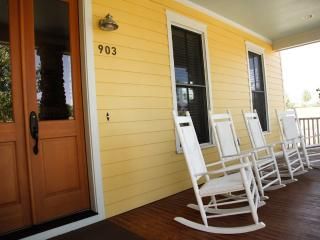Large, beatiful home on the park in South Main - just steps from the river - Buena Vista vacation rentals