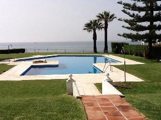 Beautiful apartment on a secluded beach - Marbella vacation rentals
