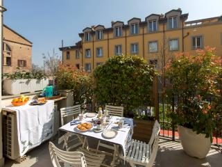 HILLSIDE - Prestigious, Very Central, Elegantly Furnished, Terrace, Garage - Bologna vacation rentals
