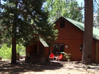 Peaceful Cabin - 40 Acres on Scenic Feather River - Blairsden vacation rentals
