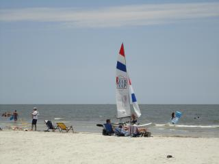 3 Bedroom Townhome - Steps to the beach! - Jekyll Island vacation rentals